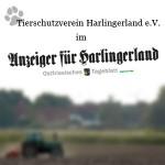 Tierschutzverein Harlingerland im Anzeiger für Harlingerland